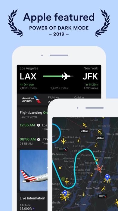 Plane Finder ⁃ Flight Tracker Screenshot