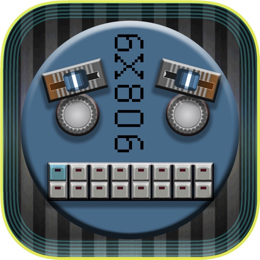 6X806 Drum Synth Machine