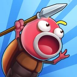 虫虫战争 - 休闲RTS策略游戏