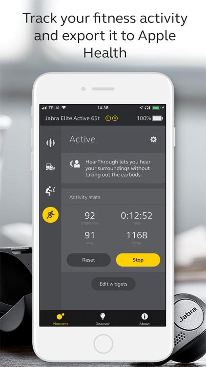 Jabra Sound+ screenshot-4