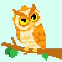 十字绣涂色游戏 - 像素数字填色画画