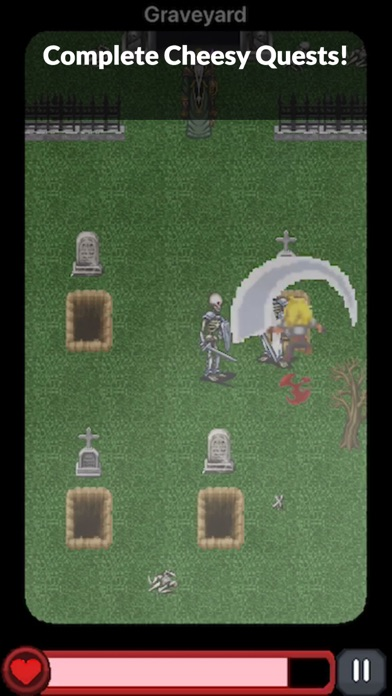 Revenge of the Battle Hunter Screenshot 6