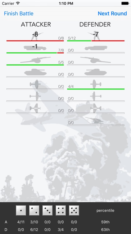 Probability for Axis & Allies® screenshot-3