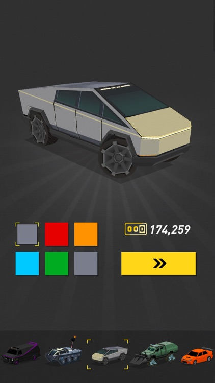 Thumb Drift - Furious Racing screenshot-5
