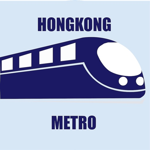 MTR Hong Kong Metro Route Map