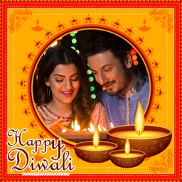 Diwali Photo Editor Frame