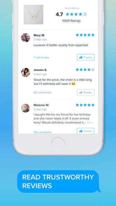messages.download Wish - Shopping Made Fun software