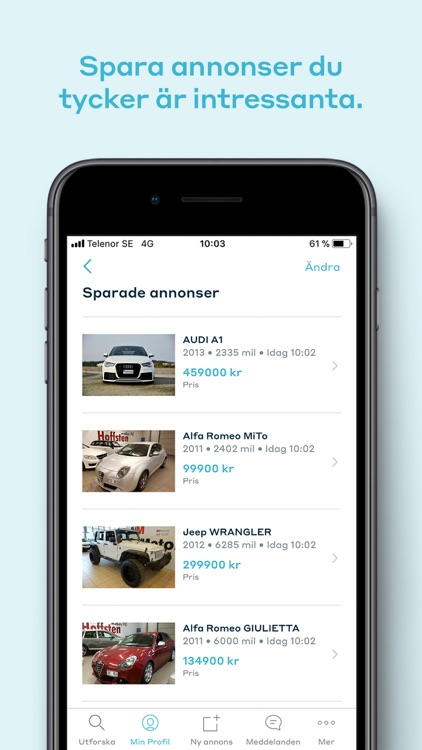 Wayke - köp och sälj bil screenshot-4