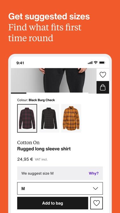 Zalando – Online fashion screenshot-4