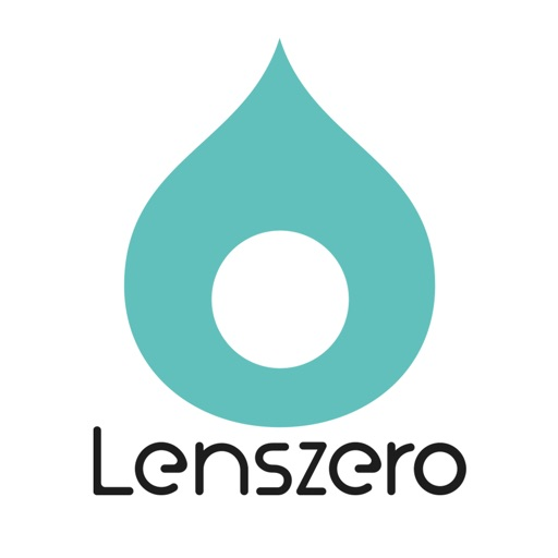 Lenszero 公式アプリ