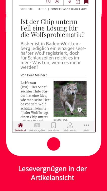Schwäbische E-Paper App screenshot-3