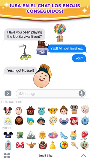 Disney Emoji Blitz En App Store