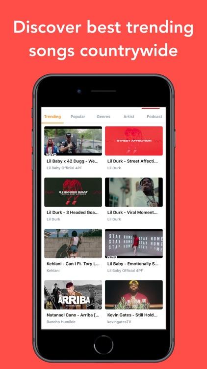 Vid Music: Trending Music Play