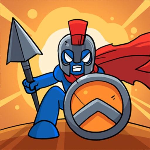 Stick Wars 2: Battle Legions Icon