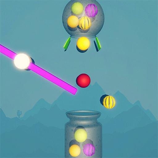 Balls Split Game:Collect Balls