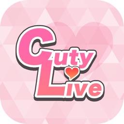 CutyLive 暇つぶしチャットアプリ