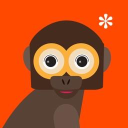 Peek-a-Zoo: Play Peekaboo Zoo