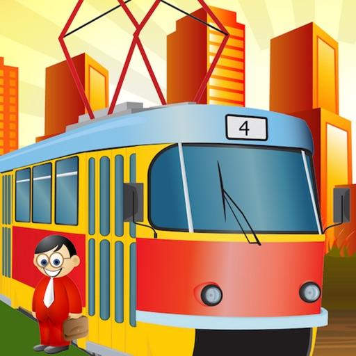 Tram Tycoon - Перевезите их всех!