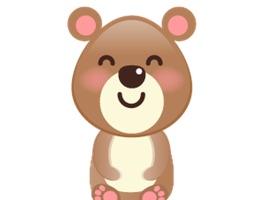 BaBy Bear Cute Sticker is pretty