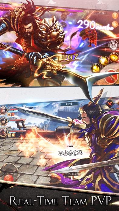 Dynasty Legends:Warriors Unite free Gems hack