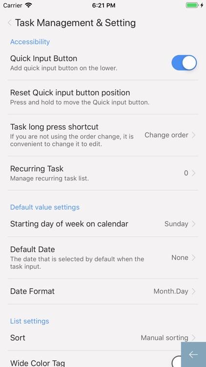 Do! Premium -Simple To Do List screenshot-7