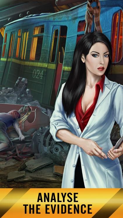 Crime City: Hidden Object screenshot-5