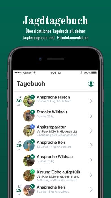 Screenshot for Jagdgefährte in Germany App Store