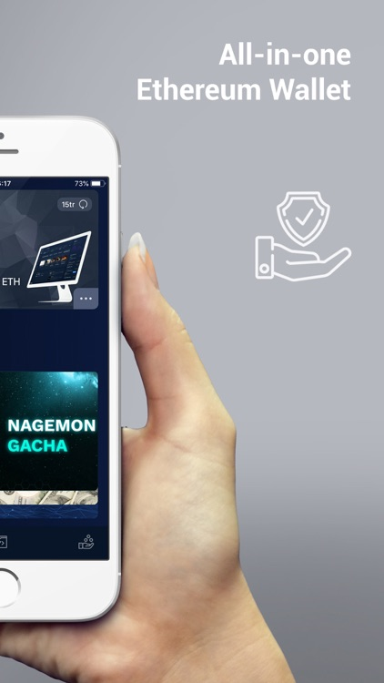 Ethereum Wallet - HB Wallet