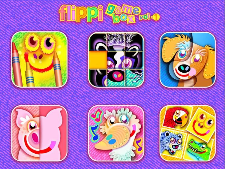flippi - game box for kids screenshot-3