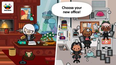 Toca Life: Office Screenshot