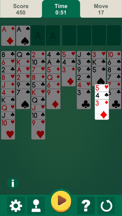 Freecell Solitaire + screenshot-4