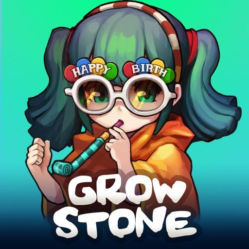 ストーンストライクオンライン - 放置型RPGゲームのアイコン