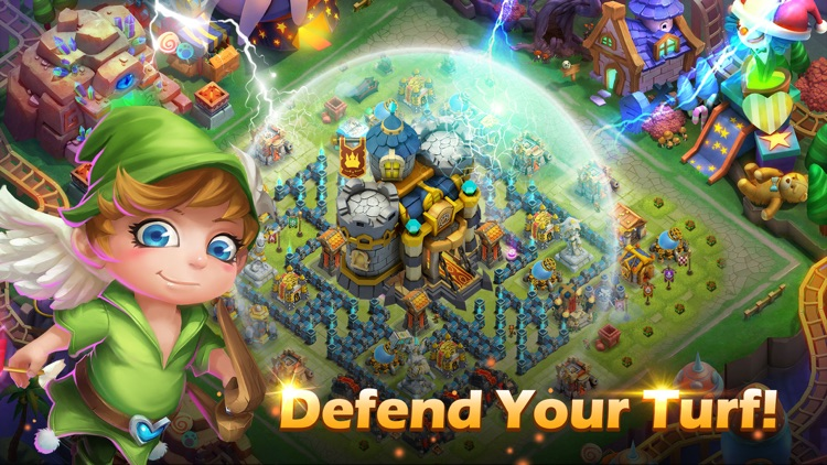 Castle Clash: War Empire