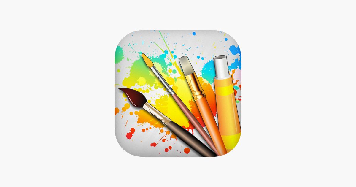 Ritning skrivbord  Rita konst i App Store 40b9973e369c4