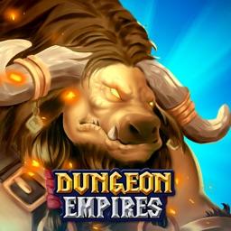 Dungeon empires: match 3 rpg