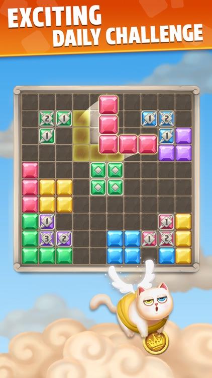 Jewel Block Puzzle Brain Game screenshot-0