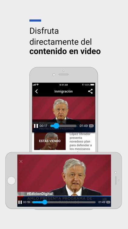Univision Noticias screenshot-3