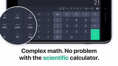 Screenshot #7 for The Calculator