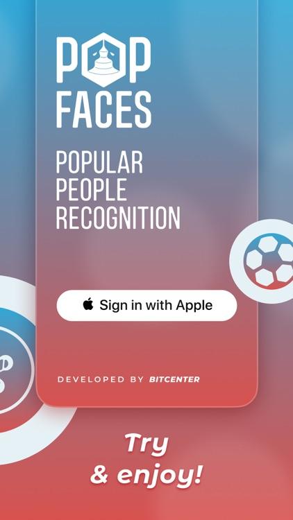 PopFaces-Recognize Celebrities screenshot-6