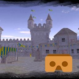 VR Castle Sim