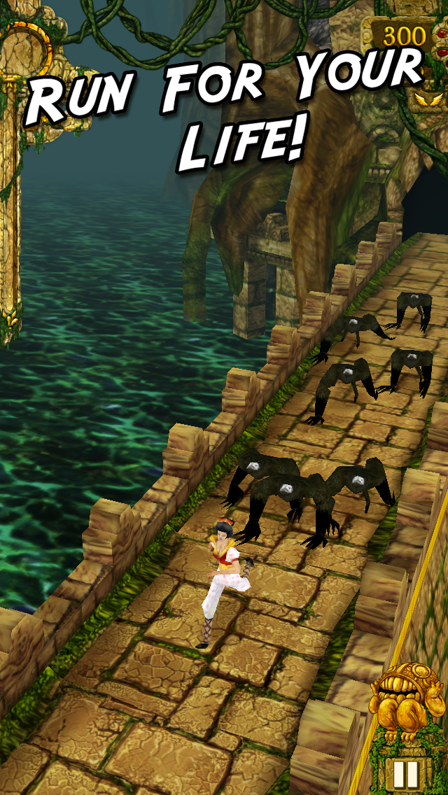 Temple Run: Classic ScreenShot4