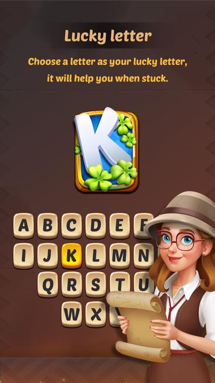 Crack The Word! screenshot-5