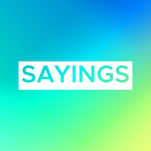 Sayings Sticker Pack