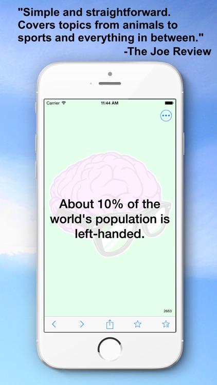 Random Facts - 3500+ screenshot-4