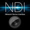 App Icon for NDICam App in Portugal IOS App Store