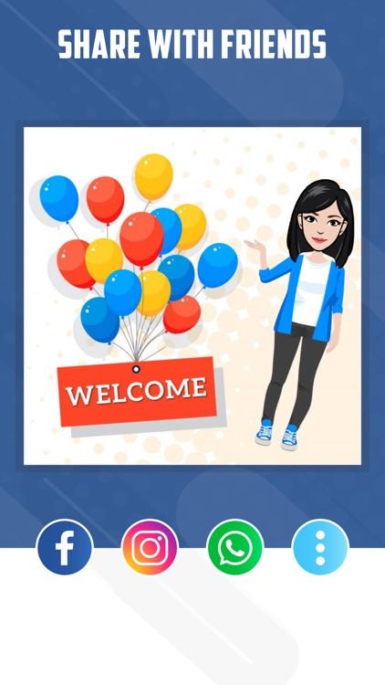 Avatar Emoji Maker screenshot-4