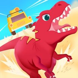 Dinosaur Guard: Games for kids