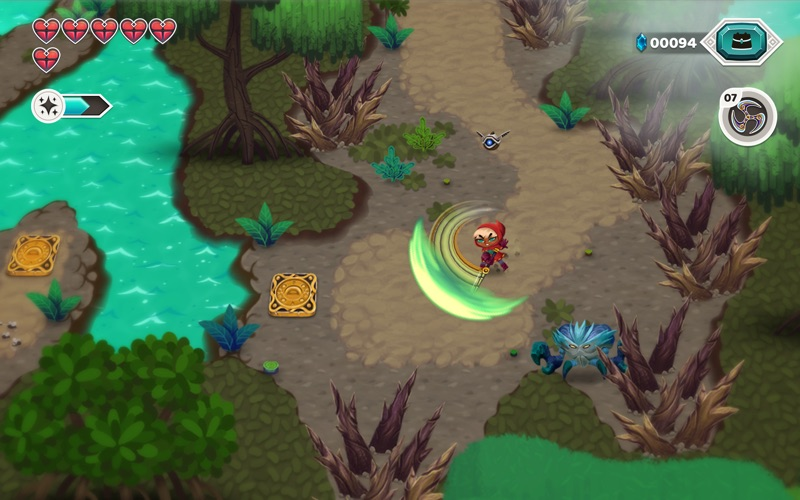 Legend of the Skyfish 2 screenshot 2