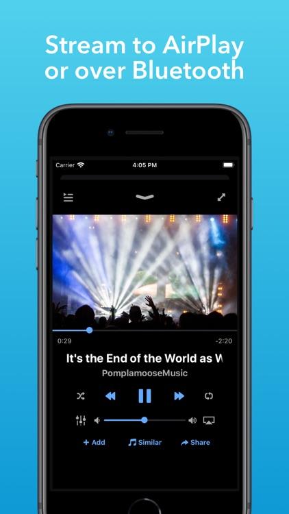 Musicana - Music Streaming screenshot-4