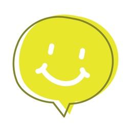 Bubble Talk Sticker